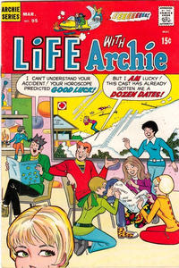 Cover Thumbnail for Life with Archie (Archie, 1958 series) #95