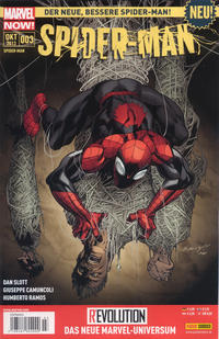 Cover Thumbnail for Spider-Man (Panini Deutschland, 2013 series) #3