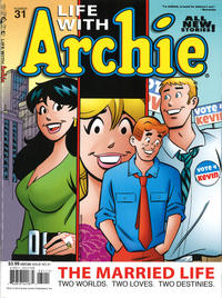 Cover Thumbnail for Life with Archie (Archie, 2010 series) #31