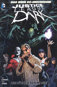 Cover Thumbnail for Justice League Dark (Panini Deutschland, 2012 series) #2 - Die Bücher der Magie