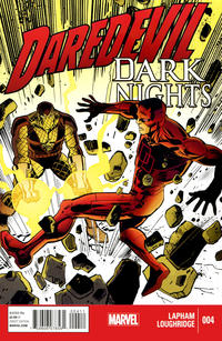 Cover Thumbnail for Daredevil: Dark Nights (Marvel, 2013 series) #4