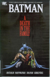 Cover Thumbnail for Batman: A Death in the Family (DC, 2011 series)