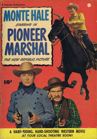 Cover Thumbnail for Pioneer Marshal (Export Publishing, 1950 series)