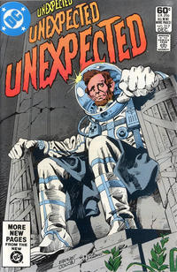 Cover Thumbnail for The Unexpected (DC, 1968 series) #217 [Direct]