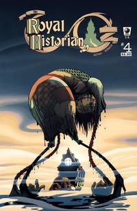 Cover Thumbnail for Royal Historian of Oz (Slave Labor, 2010 series) #4