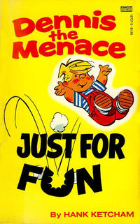 Cover Thumbnail for Dennis the Menace - Just for Fun (Gold Medal Books, 1973 series) #12727