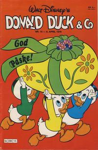 Cover Thumbnail for Donald Duck & Co (Hjemmet / Egmont, 1948 series) #15/1979