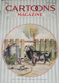 Cover Thumbnail for Cartoons Magazine (H. H. Windsor, 1913 series) #v17#5 [101]