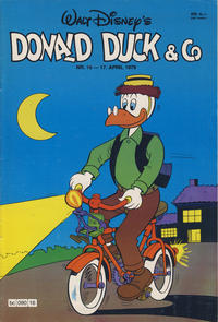 Cover Thumbnail for Donald Duck & Co (Hjemmet / Egmont, 1948 series) #16/1979