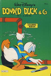 Cover Thumbnail for Donald Duck & Co (Hjemmet / Egmont, 1948 series) #17/1979