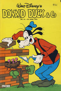 Cover Thumbnail for Donald Duck & Co (Hjemmet / Egmont, 1948 series) #18/1979