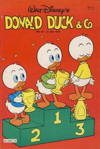 Cover Thumbnail for Donald Duck & Co (Hjemmet / Egmont, 1948 series) #19/1979