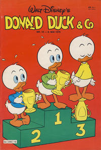 Cover Thumbnail for Donald Duck & Co (Hjemmet / Egmont, 1948 series) #19/1979