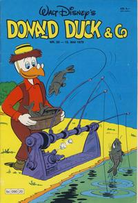 Cover Thumbnail for Donald Duck & Co (Hjemmet / Egmont, 1948 series) #20/1979