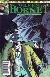 Cover Thumbnail for The Green Hornet: Golden Age Re-Mastered (Dynamite Entertainment, 2010 series) #6