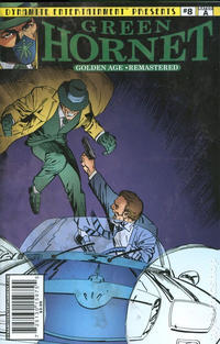 Cover Thumbnail for The Green Hornet: Golden Age Re-Mastered (Dynamite Entertainment, 2010 series) #8
