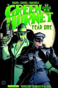 Cover Thumbnail for Green Hornet: Year One (Dynamite Entertainment, 2010 series) #2 - The Biggest of All Game