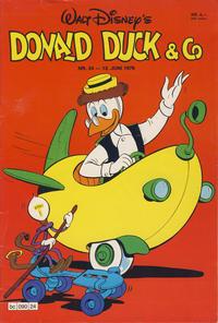 Cover Thumbnail for Donald Duck & Co (Hjemmet / Egmont, 1948 series) #24/1979