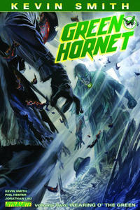 Cover Thumbnail for Green Hornet (Dynamite Entertainment, 2010 series) #2 - Wearing o' the Green