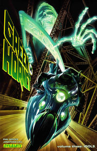 Cover Thumbnail for Green Hornet (Dynamite Entertainment, 2010 series) #3 - Idols