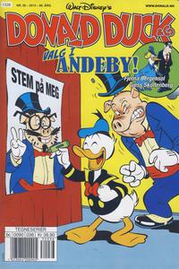 Cover Thumbnail for Donald Duck & Co (Hjemmet / Egmont, 1948 series) #36/2013