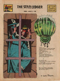 Cover Thumbnail for The Spirit (Register and Tribune Syndicate, 1940 series) #1/8/1950