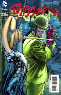 Cover Thumbnail for Batman (DC, 2011 series) #23.2 [3-D Motion Cover]