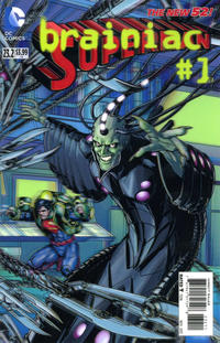 Cover Thumbnail for Superman (DC, 2011 series) #23.2 [3-D Motion Cover]