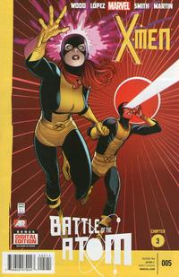 Cover Thumbnail for X-Men (Marvel, 2013 series) #5