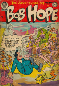 Cover Thumbnail for The Adventures of Bob Hope (DC, 1950 series) #20