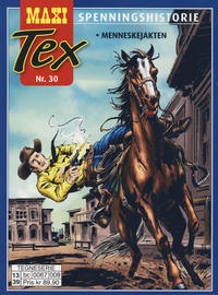 Cover Thumbnail for Maxi Tex (Hjemmet / Egmont, 2008 series) #30