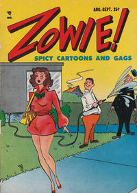 Cover Thumbnail for Zowie! (Youthful, 1952 series) #v1#10