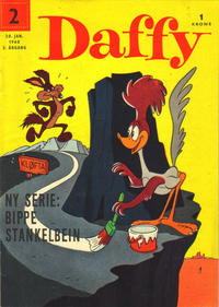 Cover Thumbnail for Daffy (Allers Forlag, 1959 series) #2/1960