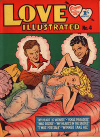 Cover Thumbnail for Love Illustrated (Young's Merchandising Company, 1951 series) #4