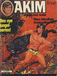 Cover Thumbnail for Akim (Semic, 1977 series) #2/1977