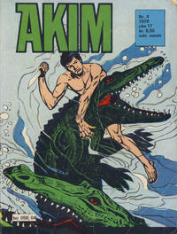 Cover Thumbnail for Akim (Semic, 1977 series) #4/1978