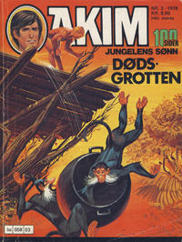 Cover for Akim (Semic, 1977 series) #3/1978