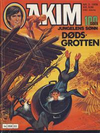 Cover Thumbnail for Akim (Semic, 1977 series) #3/1978