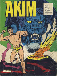 Cover Thumbnail for Akim (Semic, 1977 series) #5/1978