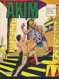 Cover Thumbnail for Akim (Semic, 1977 series) #6/1978