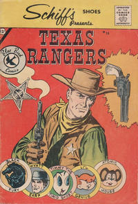 Cover for Texas Rangers in Action (Charlton, 1962 series) #15