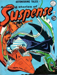 Cover Thumbnail for Amazing Stories of Suspense (Alan Class, 1963 series) #166
