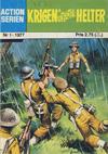 Cover for Action Serien (Atlantic Forlag, 1976 series) #1/1977
