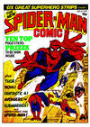 Cover for Spider-Man Comic (Marvel UK, 1979 series) #311