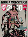 Cover for 2000 AD (Rebellion, 2001 series) #1848