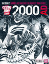 Cover for 2000 AD (Rebellion, 2001 series) #1835