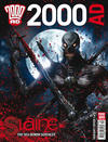 Cover for 2000 AD (Rebellion, 2001 series) #1849