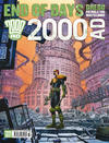 Cover for 2000 AD (Rebellion, 2001 series) #1837