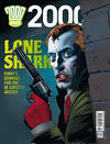 Cover for 2000 AD (Rebellion, 2001 series) #1838