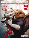 Cover for 2000 AD (Rebellion, 2001 series) #1840